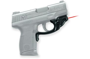 Crimson Trace LaserGuard Laser Sight for Taurus Millenium Pro LG-493
