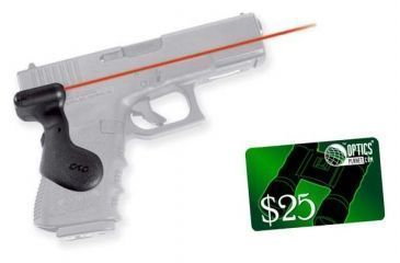 4-Crimson Trace Compact Glock Laser Gun Grip