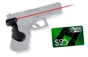 1-Crimson Trace Compact Glock Laser Gun Grip