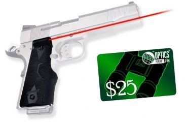 1-Crimson Trace Lasergrip for Colt Government - LG301