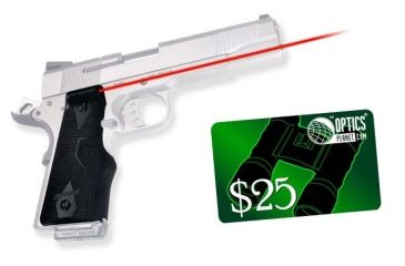 2-Crimson Trace Lasergrip for Colt Government - LG301