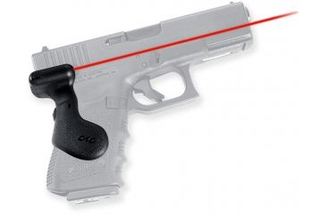6-Crimson Trace Compact Glock Laser Gun Grip