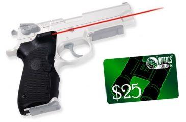2-Crimson Trace Rubber Laser Grip LG359 SW3G/FULL