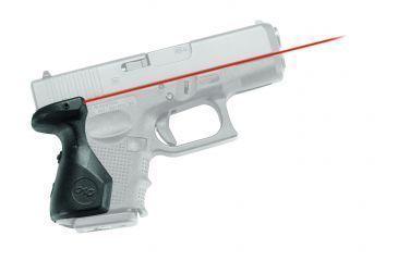 Crimson Trace LaserGrip Glock 4th Gen SubCompact Laser Sight Grip, Polymer LG-852