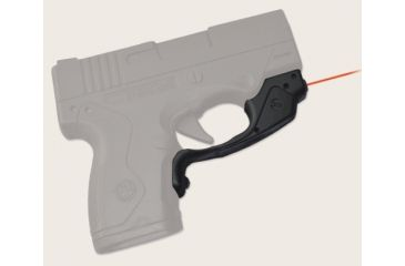Crimson Trace Laserguard Red Laser Sight for Beretta Nano - LG-483