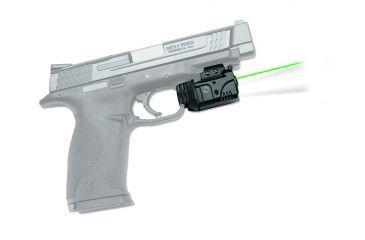 Crimson Trace Rail Master - Universal Rail Mount Laser-LED, Black, Green Laser CMR-204