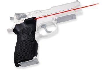 1-Crimson Trace Rubber Laser Grip LG359 SW3G/FULL