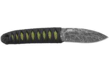 9-CRKT Achi Fixed Blade Knife