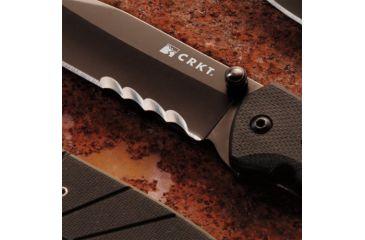 CRKT Ignitor T Knife - Tactical Folding Knife