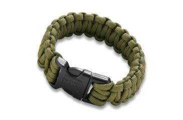CRKT Survival Para-Saw Bracelet by Onion Design, OD Green, Small 9300DS