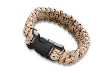 CRKT Survival Para-Saw Bracelet by Onion Design, Tan, Large 9300TL