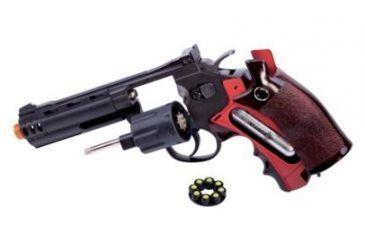 3-Crosman GF600 357 CO2 Airsoft Revolver