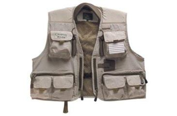 Crystal River Cr Deluxe Utility Vest Xxl 833269