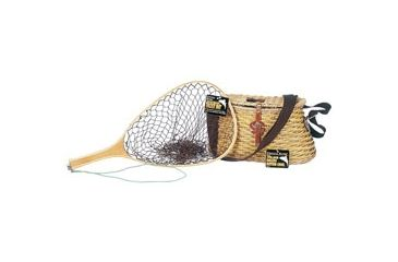 Crystal River Wood Frame Trout Net 139675