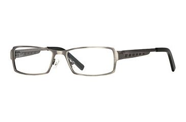 Cutter & Buck CB Pebble Beach SECB PEBB00 Bifocal Prescription Eyeglasses - Pewter SECB PEBB005540 PT