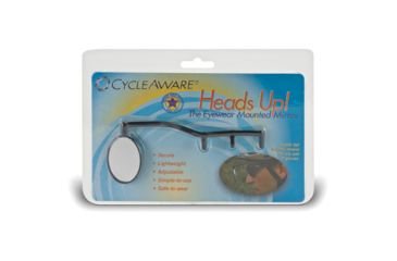 Cycleaware Heads Up! Eyewear Mnt Mirror 01-5000BLK