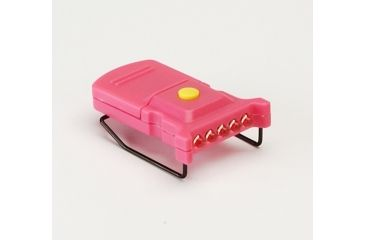 Cyclops Micro Pink Hat Clip Light