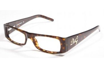 D&G DD1130 Eyeglasses with Rx Prescription Lenses