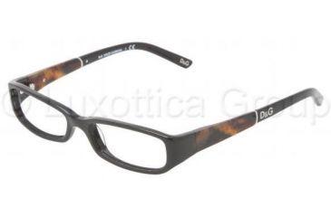 D&G DD1169 Progressive Prescription Eyeglasses 1651-4815 - Black