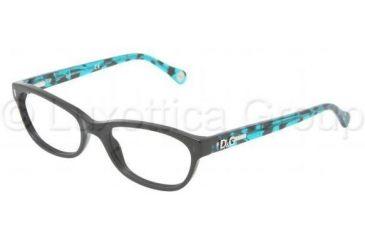 D&G DD1205 Eyeglass Frames 1826-5017 - Black