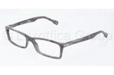 D&G DD1211 Progressive Prescription Eyeglasses 1835-5016 - Black Shell