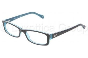 D&G DD1212 Single Vision Prescription Eyewear 1870-5016 -