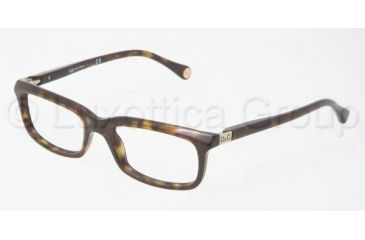 D&G DD1214 Bifocal Prescription Eyeglasses 502-4917 - Havana