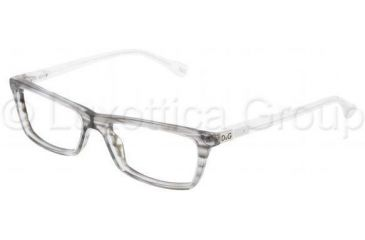 D&G DD1215 Single Vision Prescription Eyewear 1767-5016 -