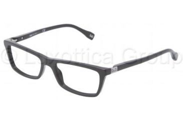D&G DD1215 Single Vision Prescription Eyewear 501-5216 -
