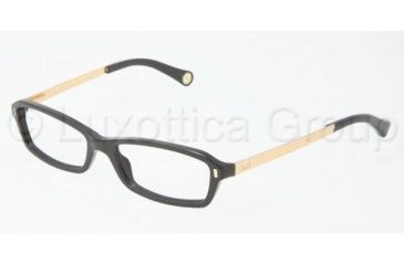 D&G DD1217 Bifocal Prescription Eyeglasses 501-4915 - Black