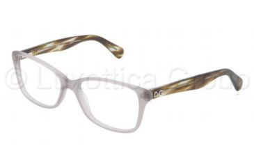 D&G DD1246 Bifocal Prescription Eyeglasses 2598-5216 - Dark Steel Frame