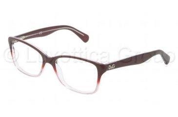 D&G DD1246 Bifocal Prescription Eyeglasses 2601-5216 - Dark Steel Frame