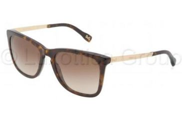 D&G DD3081 Bifocal Prescription Sunglasses DD3081-502-13-5419 - Lens Diameter 54 mm, Frame Color Havana
