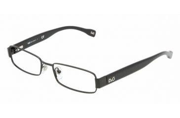 DandG DD5091 #064 - Black Demo Lens Frame