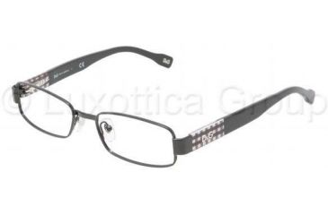 D&G DD5092 Progressive Prescription Eyeglasses 1032-5017 - Black