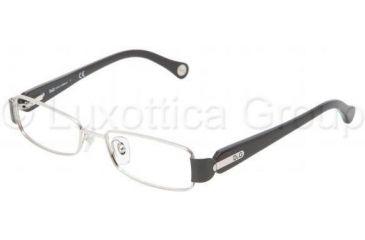 D&G DD5093 Single Vision Prescription Eyewear 061-4916 - Silver