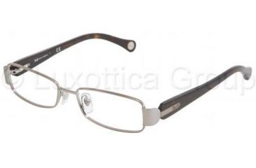 D&G DD5093 Single Vision Prescription Eyewear 090-4916 - Gunmetal