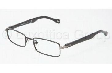D&G DD5094 Single Vision Prescription Eyewear 064-5016 - Black