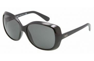 DandG DD8075 #501/87 - Black Gray Frame
