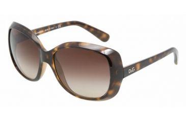 DandG DD8075 #502/13 - Havana Brown Gradient Frame
