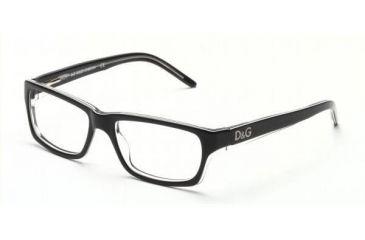 D&G DD1112 Eyeglasses with No-Line Progressive Rx Prescription Lenses