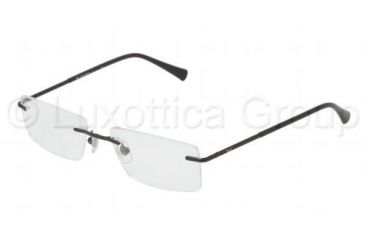 D&G Streamline DD5111 Progressive Prescription Eyeglasses 01-5216 - Black Frame