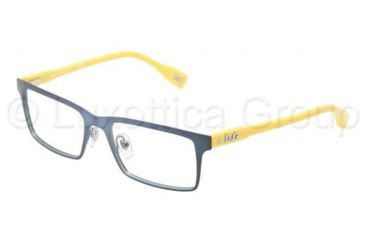 D&G Vibrant colours DD5115 Progressive Prescription Eyeglasses 1153-5017 - Dark Steel Frame