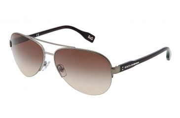 D&G Vibrant colours DD6092 Sunglasses 090/13-6114 - , Brown Gradient Lenses