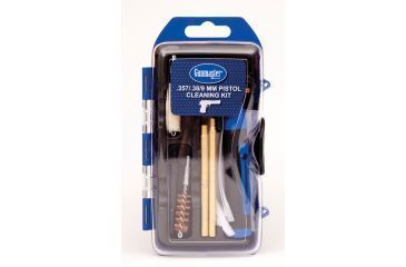 DAC Technologies 14 Piece Pistol Cleaning Kit with 6 Piece Driver Set GM9P