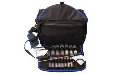 DAC Technologies Deluxe Range Bag with Pistol Cleaning Kit 369266