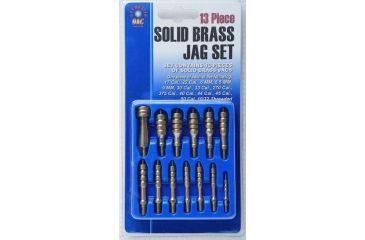 DAC Technologies 13 Piece  Solid Brass Jag Set BRT 888