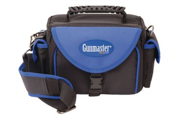Dac Technologies GunMaster Pistol Range Bag With 22 Piece Pistol Cleaning And 10 Piece Driver Set