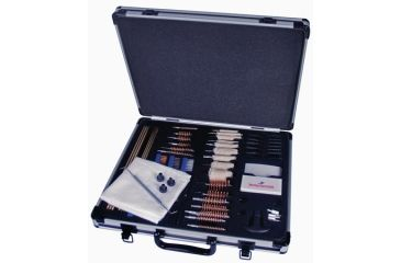 Dac Technologies Winchester Super Deluxe Universal Gun Cleaning Kit In Aluminum Case 62 Piece