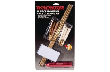 Dac Technologies Winchester Universal Rifle Cleaning Kit 18 Piece